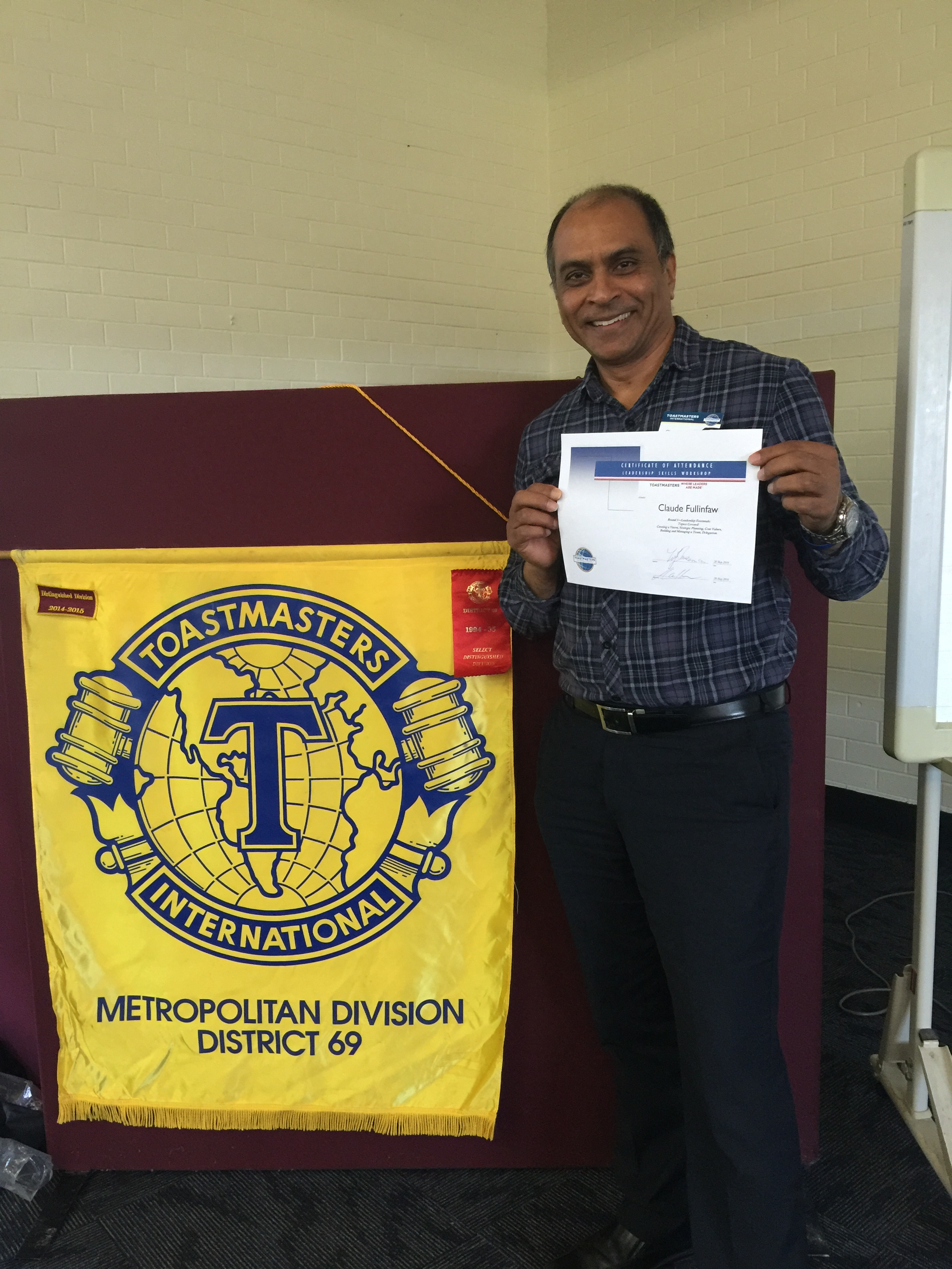 Why Did I Join Toastmasters On The Sunshine Coast Australia